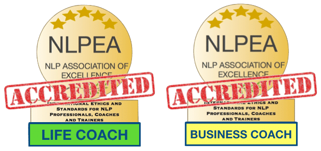 Accredited Life Coach & Business Coach