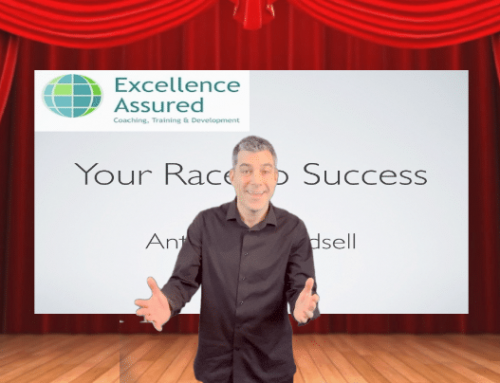 Your race to success – ideas to create your best year yet