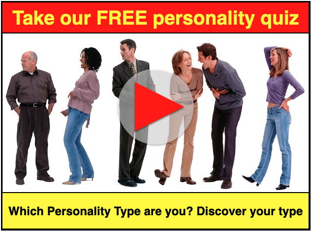 Take this Personality Quiz
