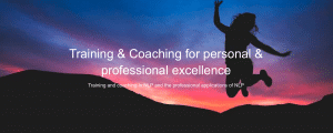 Training and Coaching for personal and professional excellence using NLP