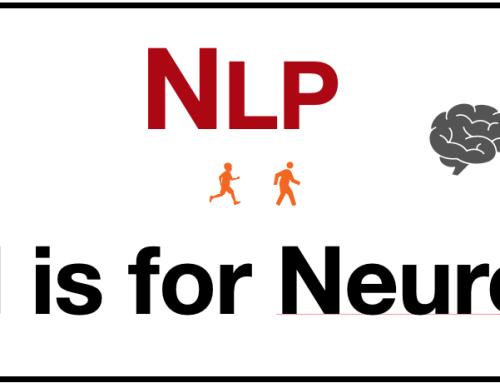 N is for Neuro – NLP (Neuro-Linguistic Programming)